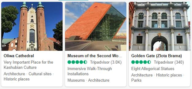 Gdansk Attractions