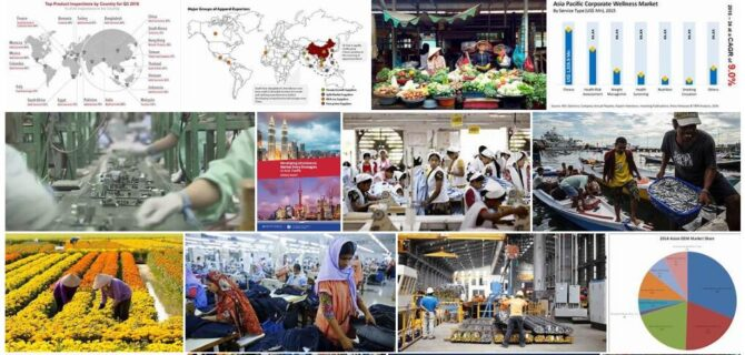 Industry in Asia