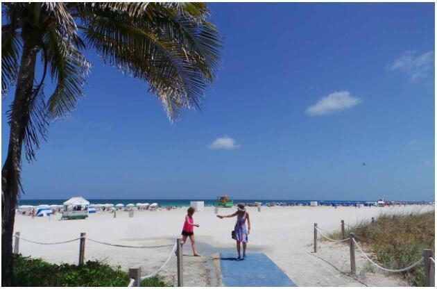 Miami summers