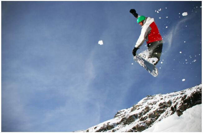 Bad Gastein is a traditional winter destination with a very wide range of activities