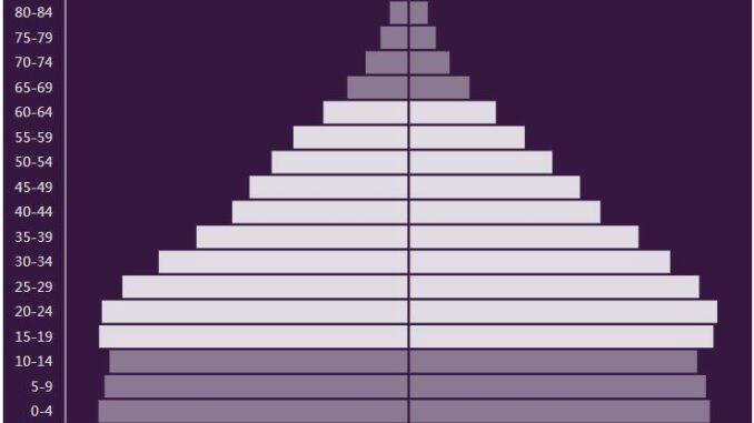 Belize Population Pyramid