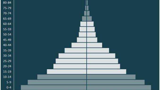 Burundi Population Pyramid