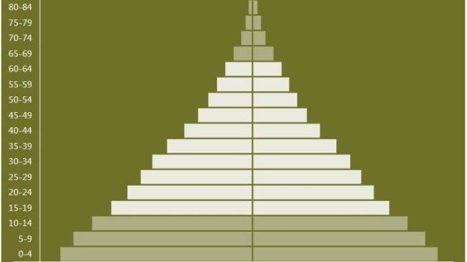 Comoros Population Pyramid