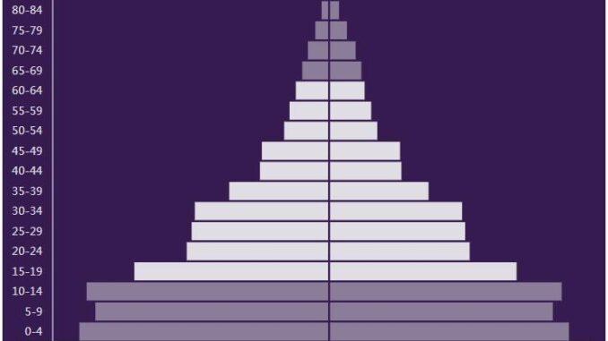 Eritrea Population Pyramid