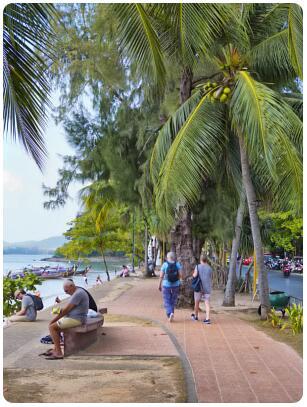 Krabi Vacations and agglomerations