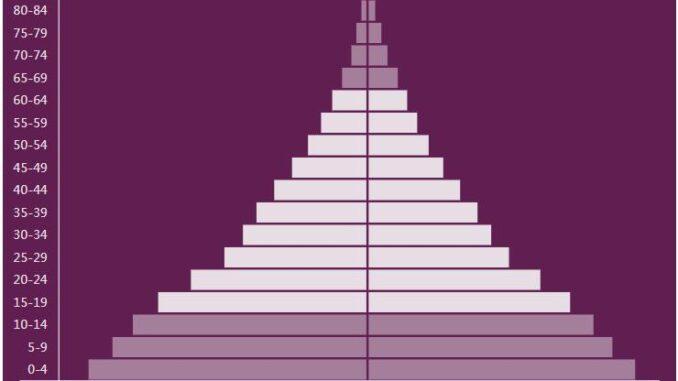 Liberia Population Pyramid