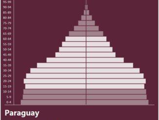 Paraguay Population Pyramid
