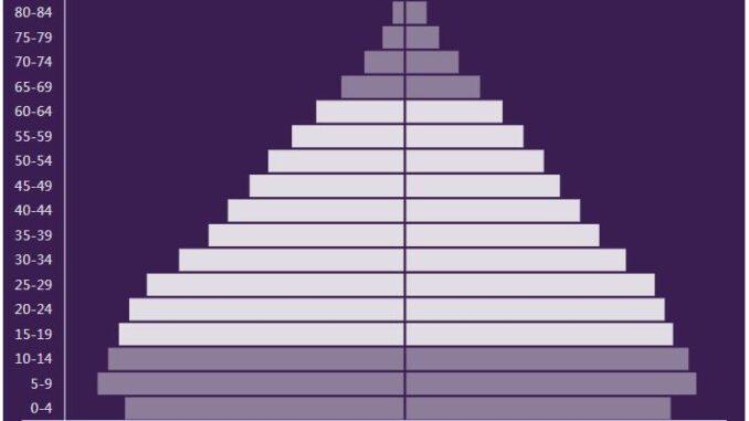 Philippines Population Pyramid