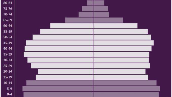 Seychelles Population Pyramid
