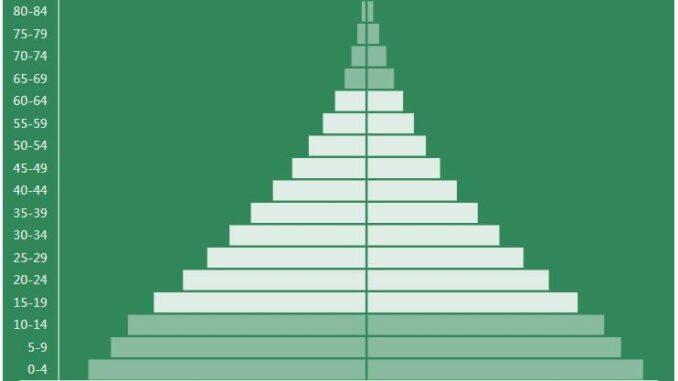 Sierra Leone Population Pyramid