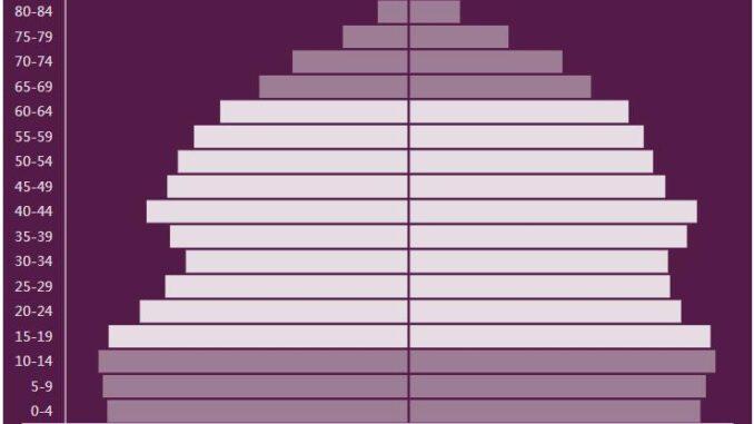 Sri Lanka Population Pyramid