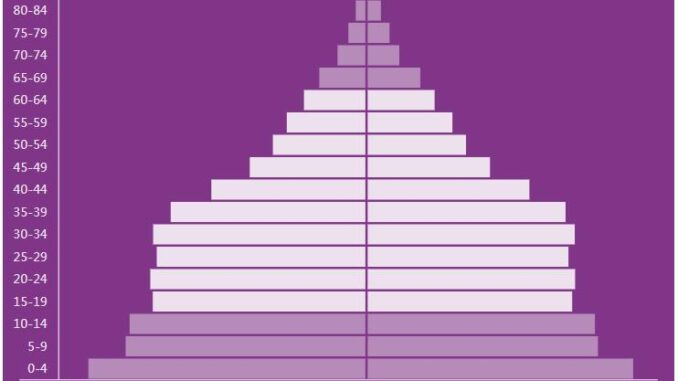 Syria Population Pyramid