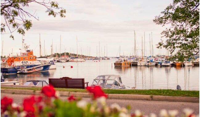 The ports of Hanko