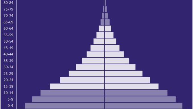 Uganda Population Pyramid