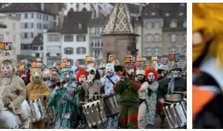 Basel, Switzerland Carnival