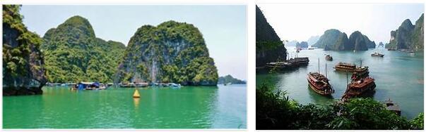 Ha Long Bay (World Heritage)