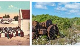 Turks and Caicos Islands History